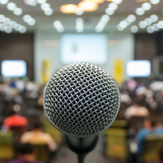 How NOT to be afraid when presenting information